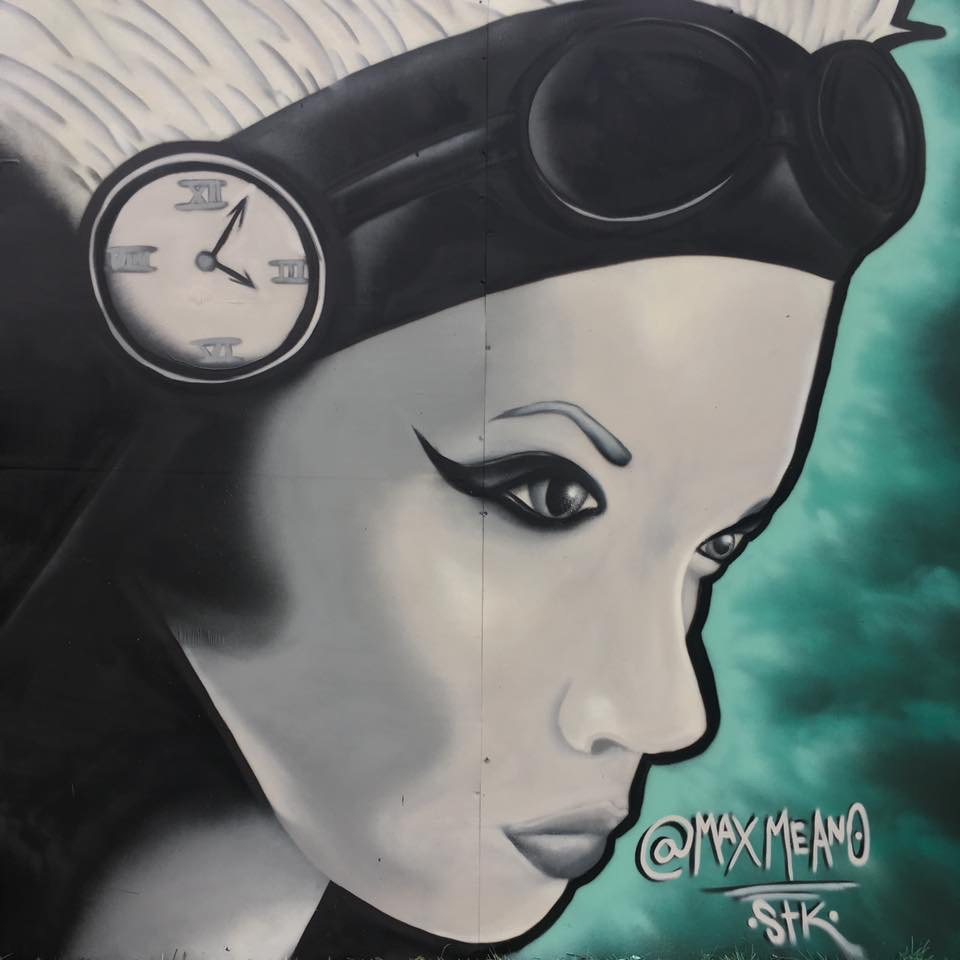 Max Meano Mural 2601
