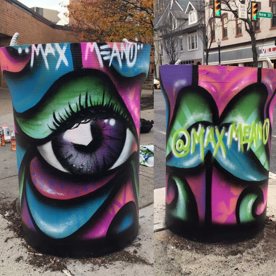 Max Meano Mural 2605